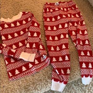 Christmas Janie and jack pajama